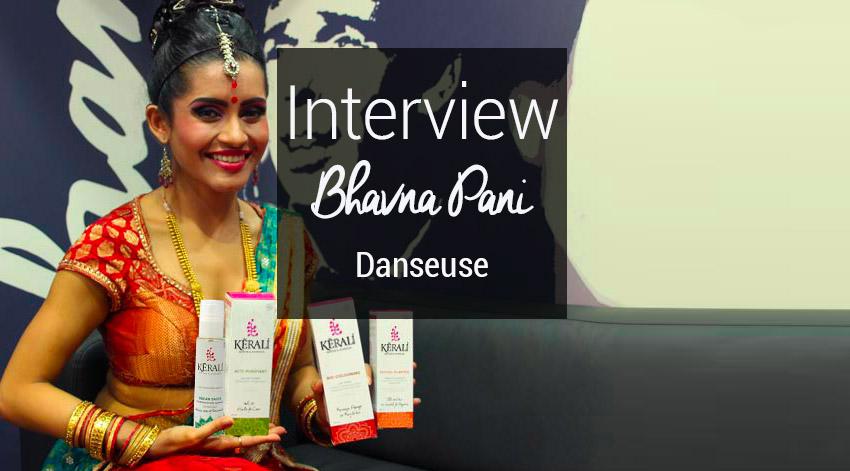 Bhavna Pani actrice, danseuse Bharati