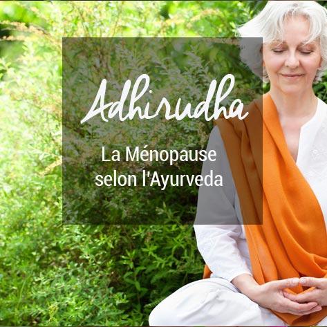 Formation Menopause ayurvedique