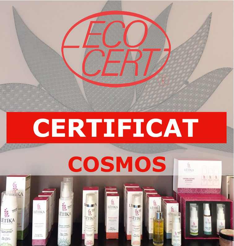 cosmétique ecocert made in France